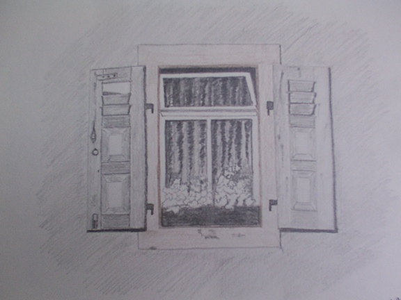 Zeichnungen for Fenster 70x50